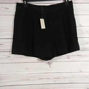 NWT Ann Taylor Pleated Shorts sz 8